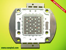 Vanq 100W 7-band COB LED grow chip for hydroponic grow light