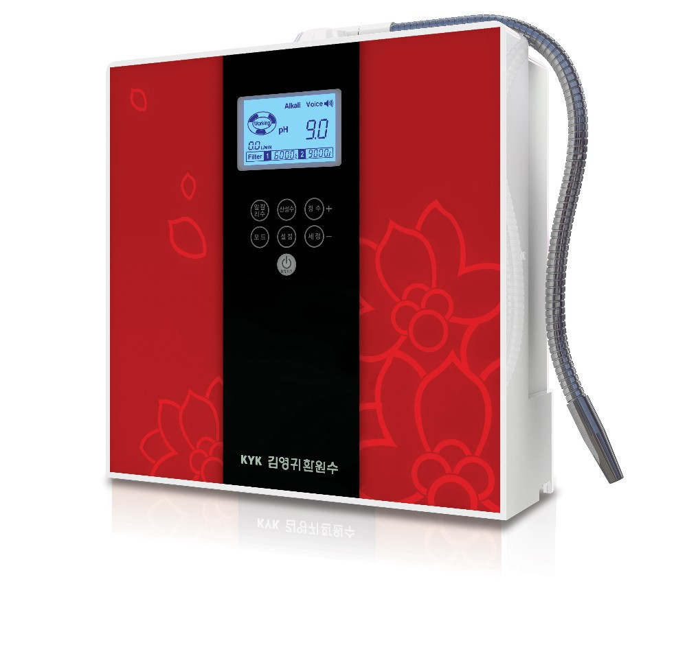[KYK Co.Ltd.] Alkaline Water Ionizer