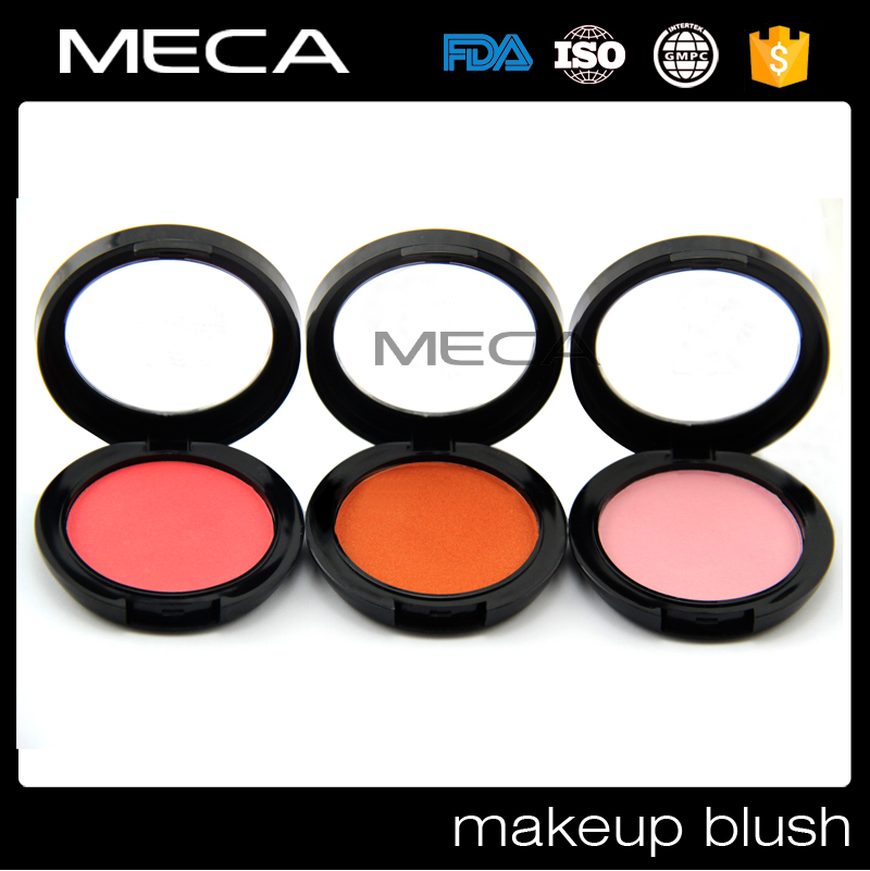 Natural blush cosmetic cheek basic blush palette makeup