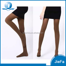 Ladies fashion 60D soft velvet translucent nylon lycra tights