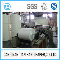 TIAN HANG high quality coated paper for offset printing