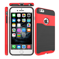 Alibaba global express hot smart cover for iphone 6 cell phone case