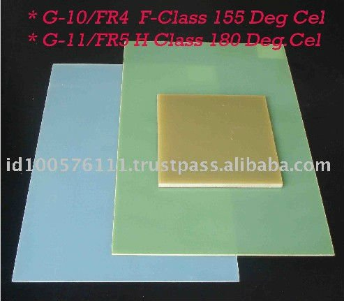 Indonesia GET Green High Voltage Epoxy Glass Laminate Sheet
