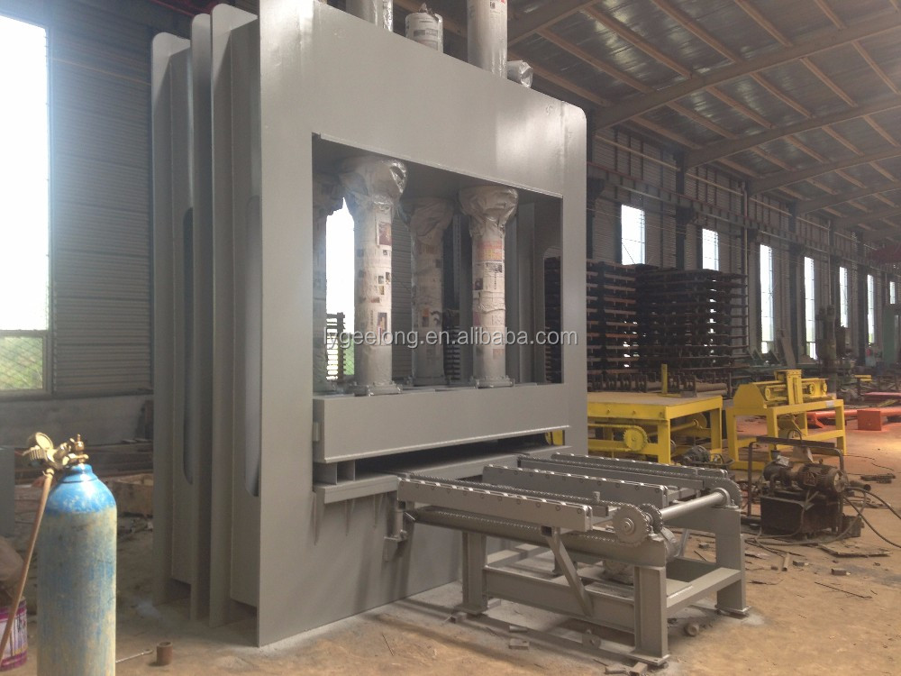 Plywood Pre Press Machine Cold Press Machines