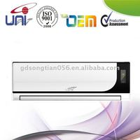 wall split type air conditioner 9000BTU,12000 BTU, 18000BTU,24000BTU,30000BTU