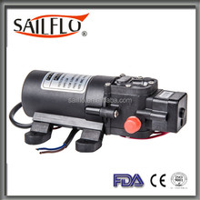Sailflo 12V agricultural power sprayer pump/small battery operated water pump