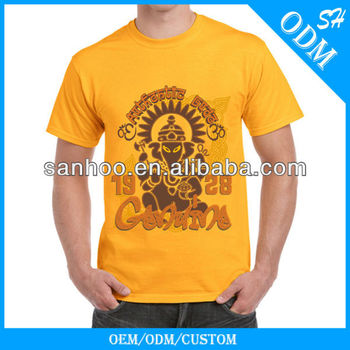Hot Selling 2016 Popular T-Shirts With New Design