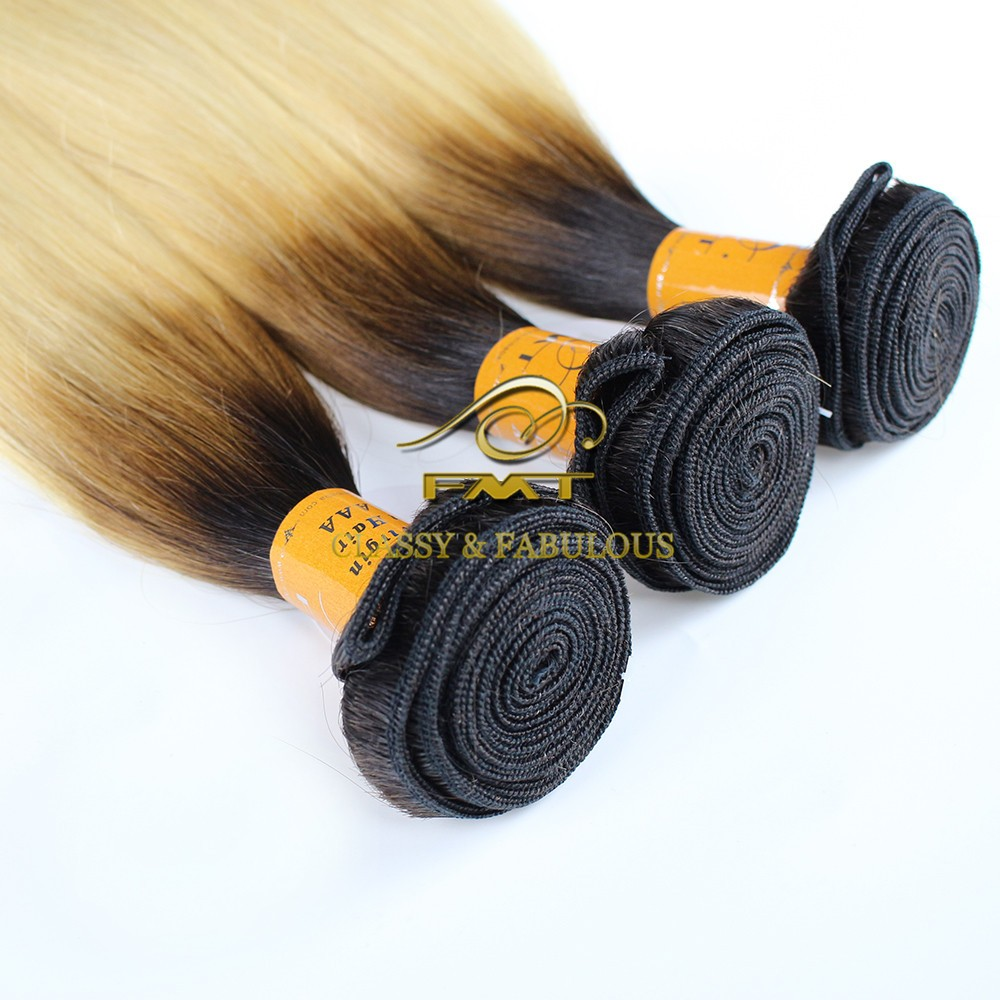 Wholesale Hair Extensions China 100 Virgin Real Girl Pussy Blonde