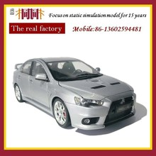 OEM realistic collectible guangdong die cast car model manufacturer
