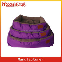 COO-2102 New style Puppy dog /cat comfortable warm soft pet bed for small animals
