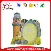 Polyresin photo frame for kids