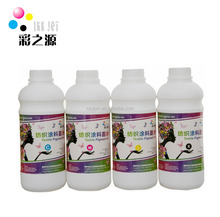 Pigment ink for cotton fabric DTG ink