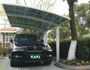 competitive price mobile one car parking shed carport garage