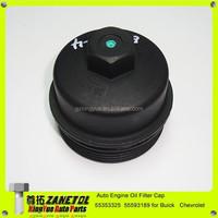 55353325 55593189 Auto Engine Oil Filter Cap Cover for Chevrolet Cruze 1.4L 1.8L 11-15 Chevrolet Aveo 1.6L 09-11
