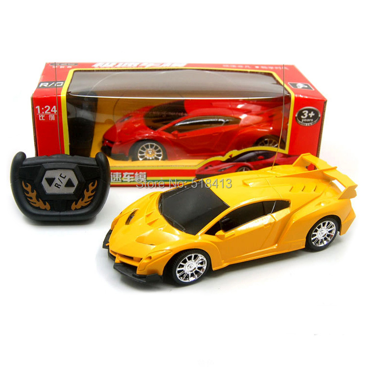 Children's educational remote control electric toy car boy car remote control model car