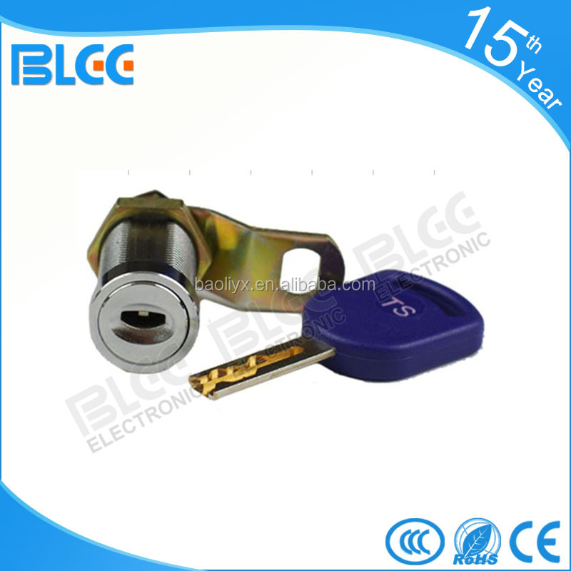 Hot selling vending machine guangdong security door lock and keys for sale with high quality
