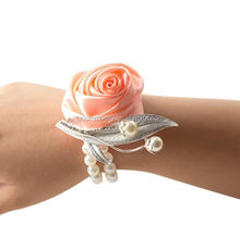 wrist corsage bracelet for wedding