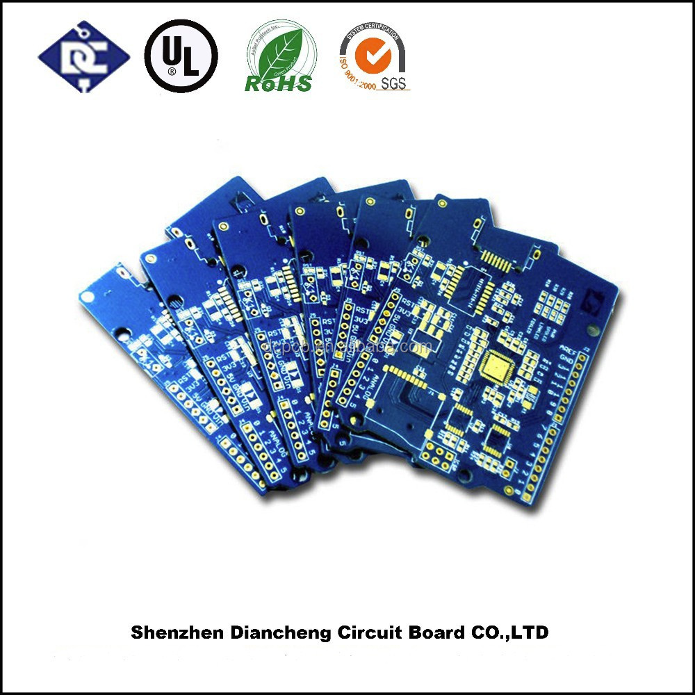 Wireless Mouse pcb wifi circuit board and home theater circuit board