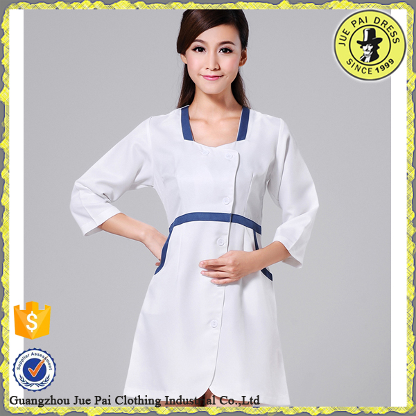 New design modern hotel thai spa uniform buy thai spa for Spa uniform indonesia