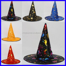 2016 Popular Witch hat halloween party cosplay hat