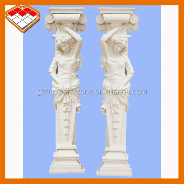 Decorative Roman House Pillar Designs