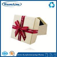 magnetic clouse paper gift box packaging