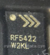 Replacement Power amplifier IC RF5422 for Samsung