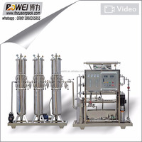 Water Treatment Chemical Water Plant Machine Cost Water Purifying Equipment