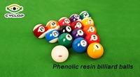 CYCLOP PHENOLIC RESIN BILLARD BALL