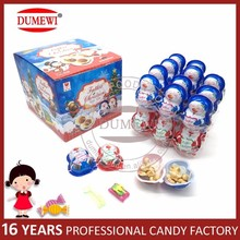 New Item Christmas Father Gift Kinder Surprise Toy Egg Chocolate