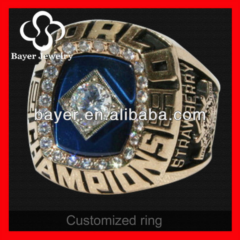 cam newton championship ring with high quality for wholesale