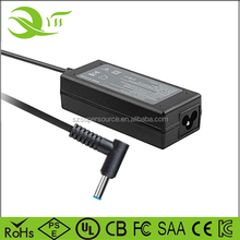 Wholesale 19.5V 6.15A ac laptop charger 120W external battery charger for HP 4.5*3.0mm with pin inside
