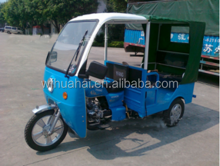 passengers tricycle