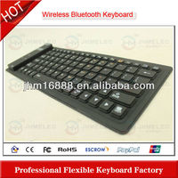 silicone notebook case with bluetooth keyboard for ipad 3