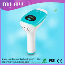 mlay household use painless soft light ipl laser hair removal