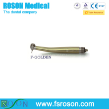 High Quality 2 or 4 Hole Standard Head Gloden Highspeed Handpiece