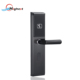 Hotel RFID card smart electronic hotel smart interior door security lock For Economic Hotel