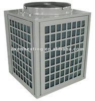 17KW Vertical Discharge Anti-corrosion Swimming Pool Heat Pump