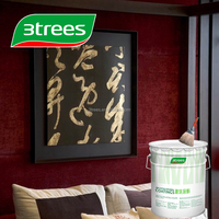 3TREES Hot Sell PU Wood Stain Paint Sealer (free sample)