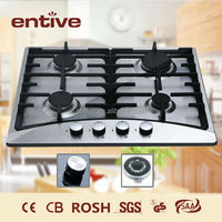 energy saving cast iron gas stove for integrated kitchen