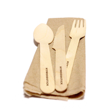 2018 China Disposable Eco-Friendly Cutlery