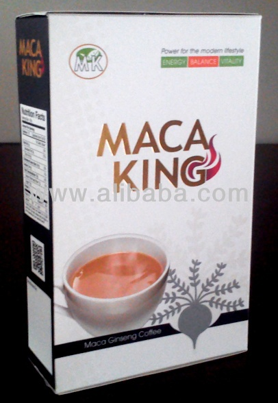 Maca King Coffee