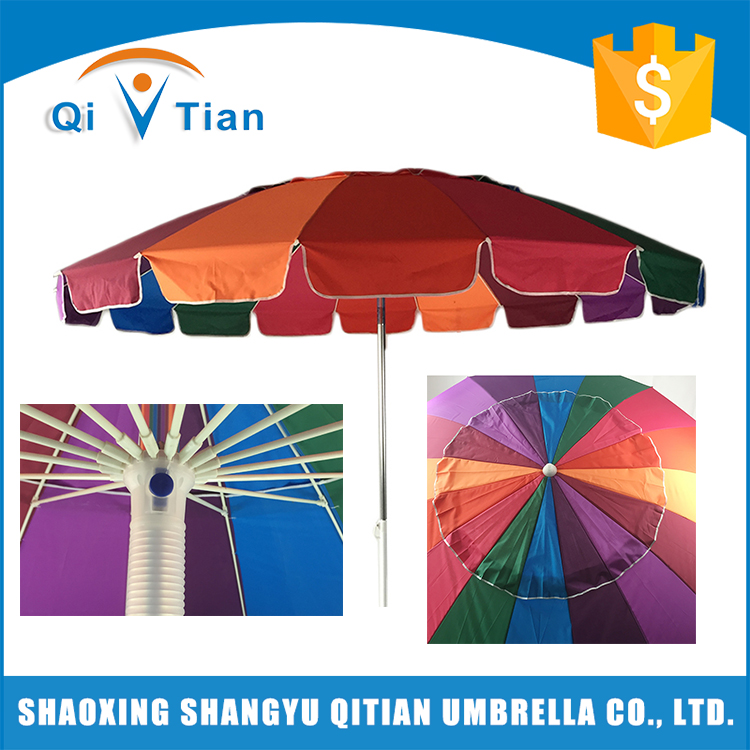 Colorful head umbrella(green&blue&yellow&red)