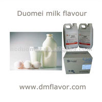 Milk flavor from professional manufacturer