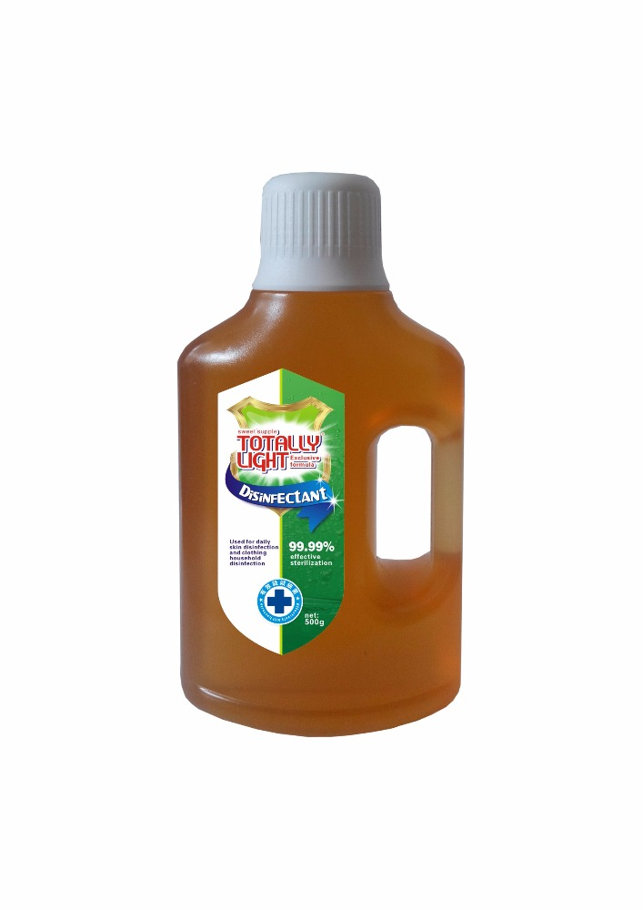 2017 OEM good quality natural liquid kill germs antiseptic disinfectant for home and hotel