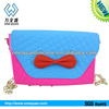 Cute silicone custom coin purse/wallet