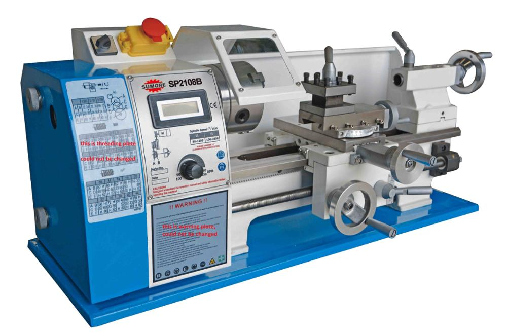 Competitive price for universal lathe machine lahore SP2108B