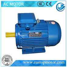 CE Approved Y3 induction motor price 55kw for mechanical with 0.75-400kw