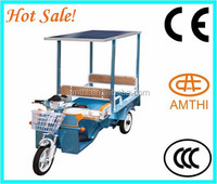 China supply practical solar power 3 wheel electric rickshaw& cargo tricycle,solar electric car&vehicle,Amthi