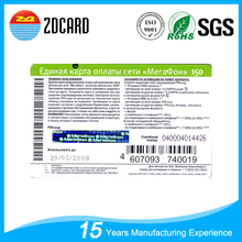 Hot sell prepaid scratch calling card wholesale